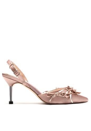 Twenty Eight Shoes Ankle Strap Strappy Mid Heel Sandals YLT219-1 DA7F0SH86FC9A6GS_1