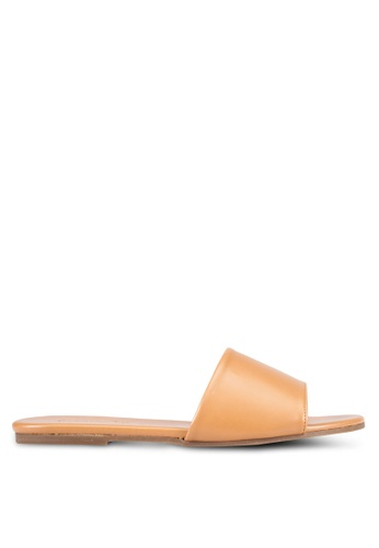 Christy Ng brown Eleanor Brown Sliders CH330SH0RXP5MY_1