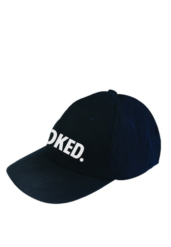 HYPE MNL blue Stoked  Baseball Cap 28541ACFE0A577GS_1