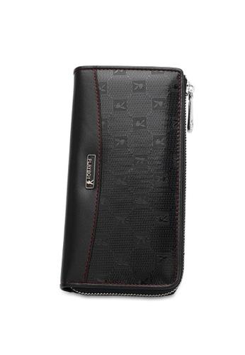 Playboy black RFID Blocking Long Wallet 59DEFAC1ACEBB4GS_1