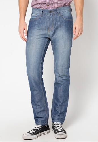 Watchout! Jeans Slim Jeans Pants 1231