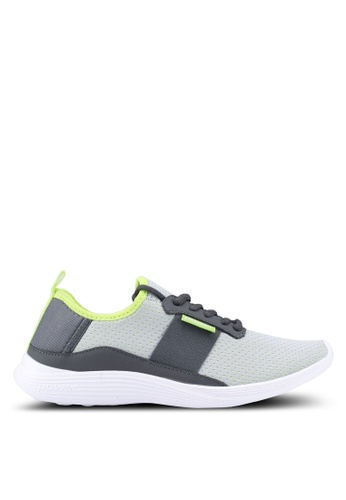 Power grey and yellow Power Training Shoes 7AA48SHF02875CGS_1