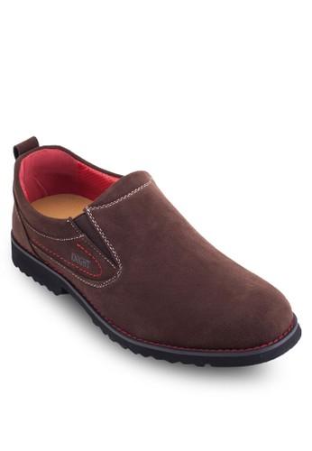 布料圓頭休閒鞋esprit地址, 鞋, 鞋