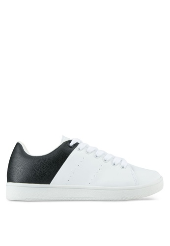 Rubi white Cathryn Splice Sneakers RU506SH0SL4VMY_1