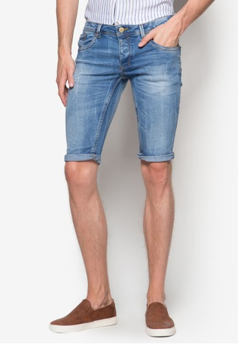 Basic Stretesprit手錶專櫃ch Shorts, 服飾, 短褲