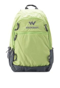 Aksa Green Backpack