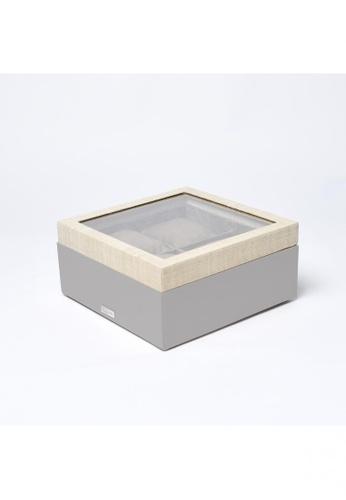 Grassroots grey Watch Box (Small) 8F2D6HL2A50CF8GS_1