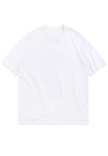 Twenty Eight Shoes Stylish Cut Short T-shirt 1064S20 6998AAA7E63FE6GS_1