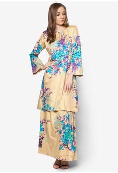 Baju Kurung Pahang Japanese Cotton