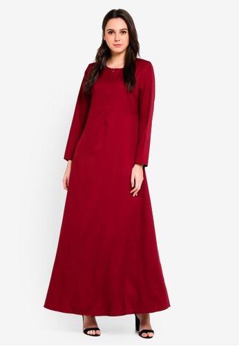 Buy BYN Modern Jubah Online on ZALORA Singapore dbc1ce3423