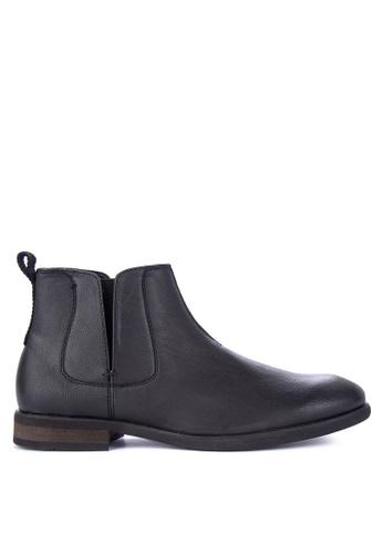 Call It Spring black Hartwell Boots 8FDB1SH693F317GS_1
