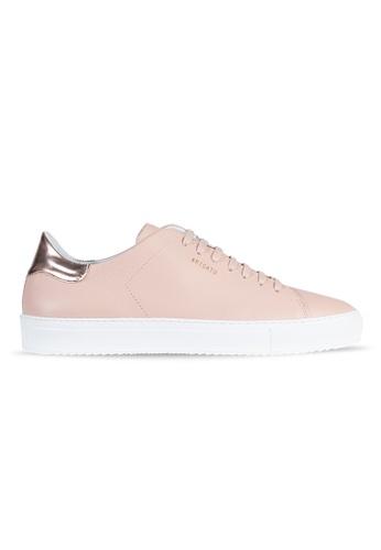 Axel Arigato 粉紅色 Clean 90 Sneaker 玫瑰金尾 B7B05SH65342B2GS_1