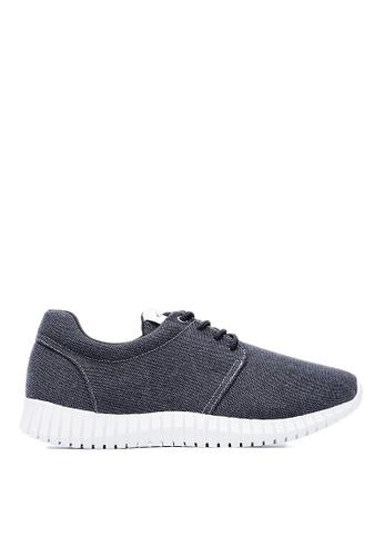 Life8 black Lightweight Sport Spring Shoes-09675-Black LI283SH0FOJ8SG_1