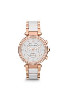 Parker鑽飾計時腕錶 MK5774