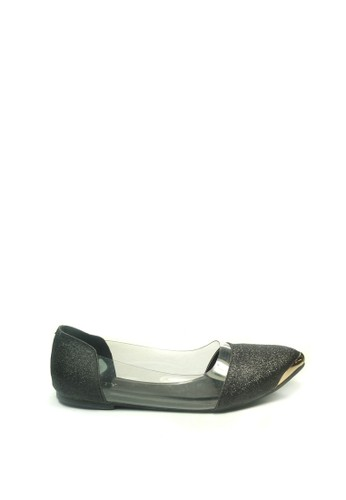 Beauty Shoes black Beauty Shoes 1326 Flat Black E59C4SH2001FD3GS_1