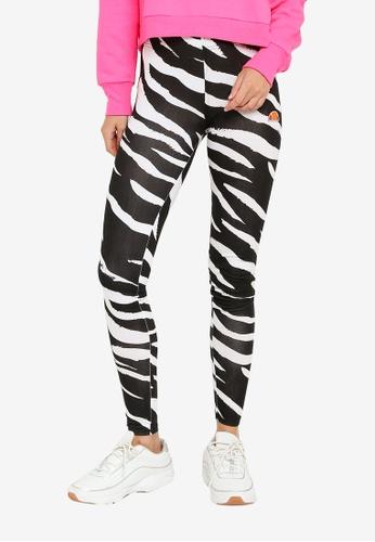 ellesse black and white Loso Leggings - Ellesse Heritage 14A30AAC135496GS_1