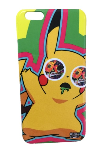 Mr Gugu & Miss Go multi P!Kacid IPhone Case MR924AC26GQRHK_1