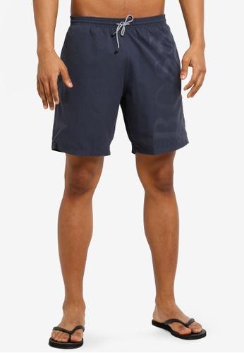 BOSS grey Orca Swim Shorts - Boss Body 0F80DAAAB190E2GS_1