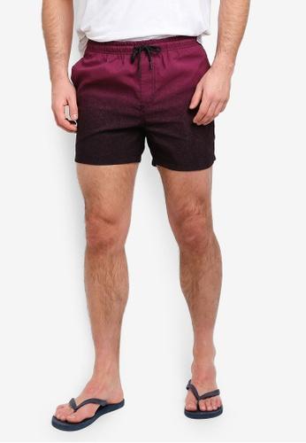 Factorie 紫色 游泳短褲 26A26AA1471508GS_1