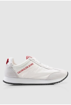 02763ee8a16b34 Calvin Klein white Jill Sneakers BDD95SH0A779B4GS 1