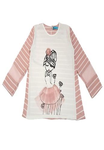 Versail white Versail Junior Blouse Girl Pita S2083 6CAA1KA1FE5F11GS_1