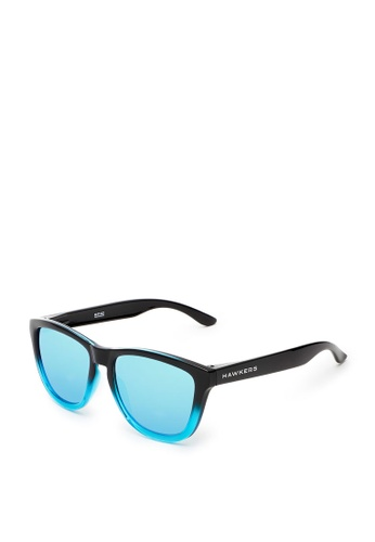 Hawkers black HAWKERS Fusion Clear Blue ONE Sunnies 666C3GLAFB7B57GS_1