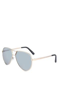 1d893fb9a1e ALDO silver Thirarien Sunglasses 6BDA6GLBC841E3GS 1