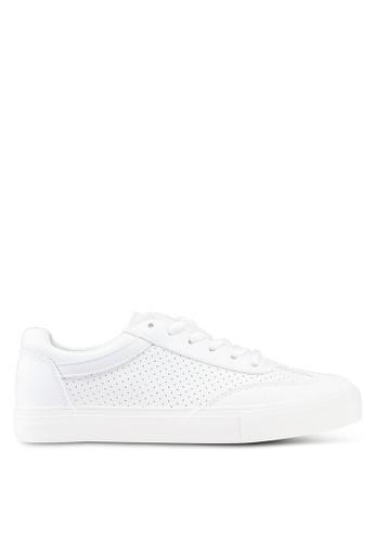Keddo 白色 Jacqueline 運動鞋 C6A0FSHE7B81FEGS_1