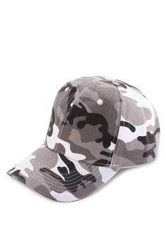 harga Topi Army Cotton Baseball Cap Zalora.co.id
