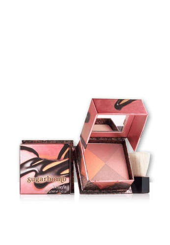 Benefit pink Sugarbomb Face Powder BE433BE0FLR9SG_1