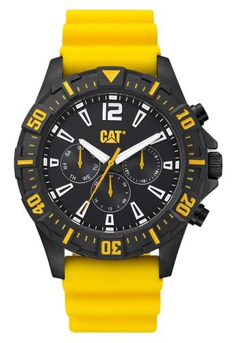 Caterpillar black Casual Men's Watches CAT PX.169.27.131 7D21BAC81C1F3DGS_1