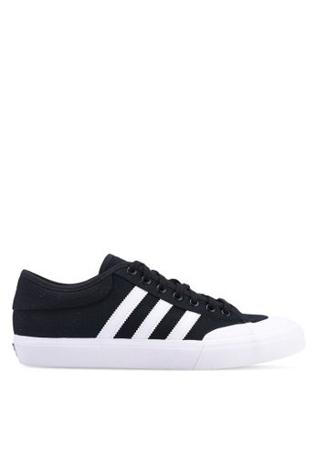 the best attitude 247ee a96ae adidas black adidas originals matchcourt sneakers D0241SH41B76F1GS 1