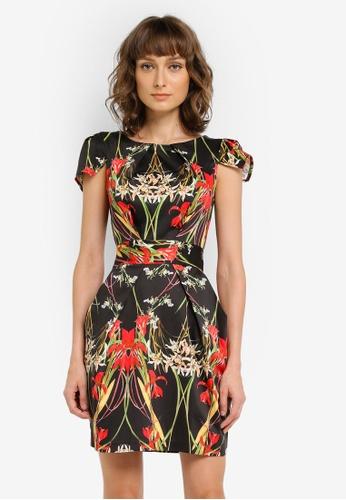 CLOSET black Chelsea Tulip Dress CL919AA0SNXIMY_1