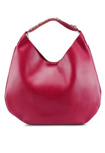 Shop Perllini Mel Faux Leather Single Handle Bag Online on ZALORA ... 483da10212cbb