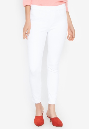 4dc8bfba36 Shop Spanx Jean-ish Ankle Leggings Online on ZALORA Philippines