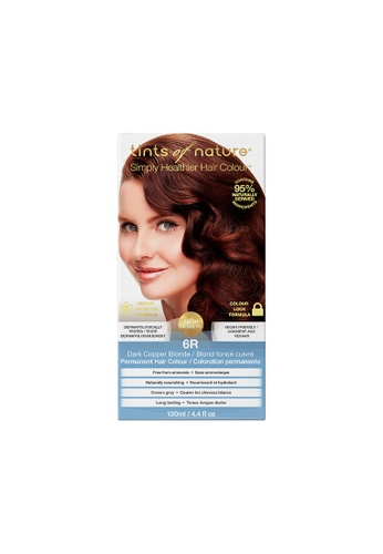Tints of Nature Tints of Nature Dark Copper Permanent Hair Dye 6R 67AF9BE435DC7DGS_1