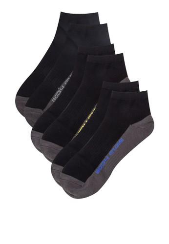 Daryzalora鞋l 三入棉質襪子, 服飾, 服飾