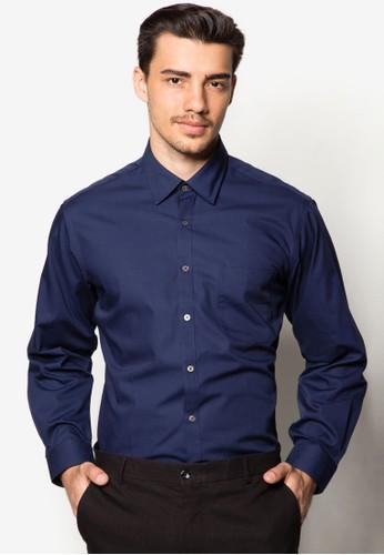 基本尖沙咀 esprit outlet款商務長袖襯衫, 服飾, 服飾