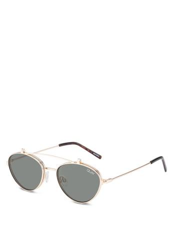 6fa4d904e9 Shop Quay Australia Elle Sunglasses Online on ZALORA Philippines