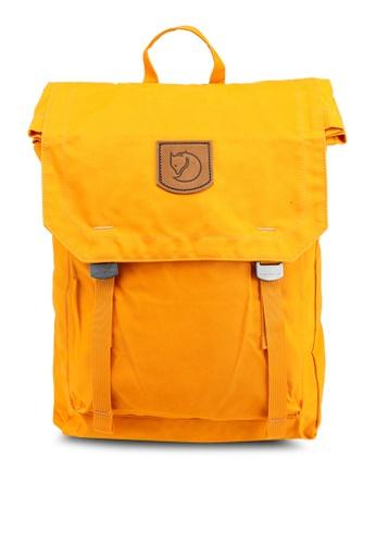 Fjallraven Kanken orange Foldsack No.1 Backpack 1BE21AC45F2D17GS_1