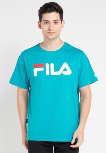 FILA blue T-Shirt Cultura FI346AA0WP2SID_1