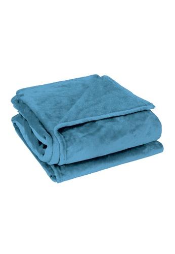 Charles Millen Suzanne Sobelle Flannel Blanket 46DAEHLDD2C4F5GS_1