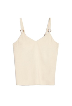 570a953c13b 50% OFF TOPSHOP Ring Detail Cami Top RM 119.00 NOW RM 59.50 Sizes 4 6 8 10  14