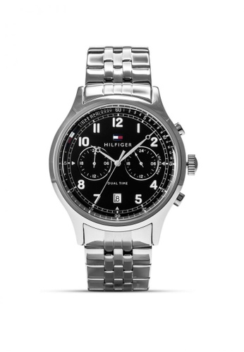 Tommy Hilfiger Watches silver Men's Stainless Steel Watch TO959AC0KUF9PH_1