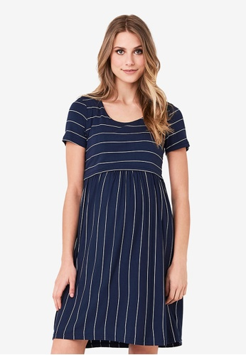 c7abc7b7a7 Shop Ripe Maternity Maternity Crop Top Nursing Dress Online on ZALORA  Philippines
