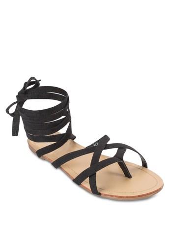 Sofizalora taiwan 時尚購物網e Ballerina Strappy Sandals, 女鞋, 鞋