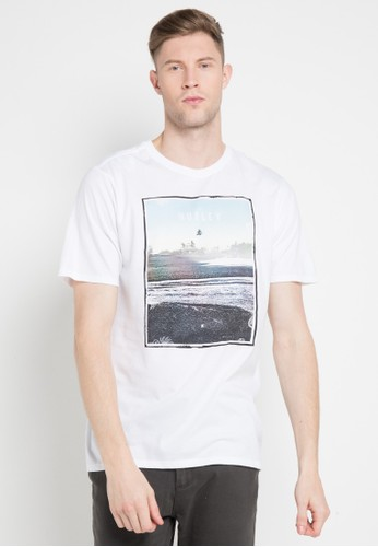 hurley white and multi Sted Fast T-Shirt 1C213AABDB0F74GS_1