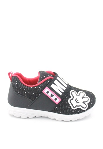 Mickey black Mickey Slip On MK22-041 8AE0CKSFB329C4GS_1