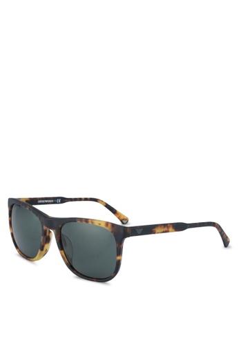 Emporio Armani multi Emporio Armani Sunglasses 4CCDAGL191E0E5GS_1
