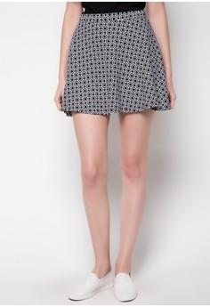 The Breezy Skater Skirt